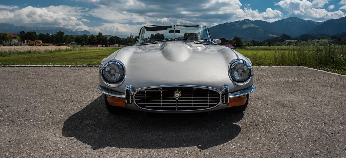 Oldtimer_Vermietung-Allgaeu-Jaguar-e-Typ-Cabrio